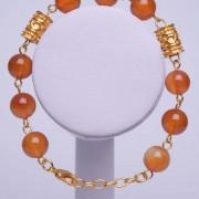 Bracelet cornaline or