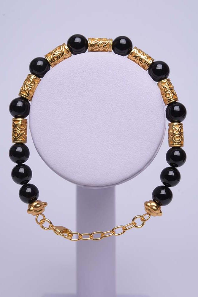 Onix bracelet or
