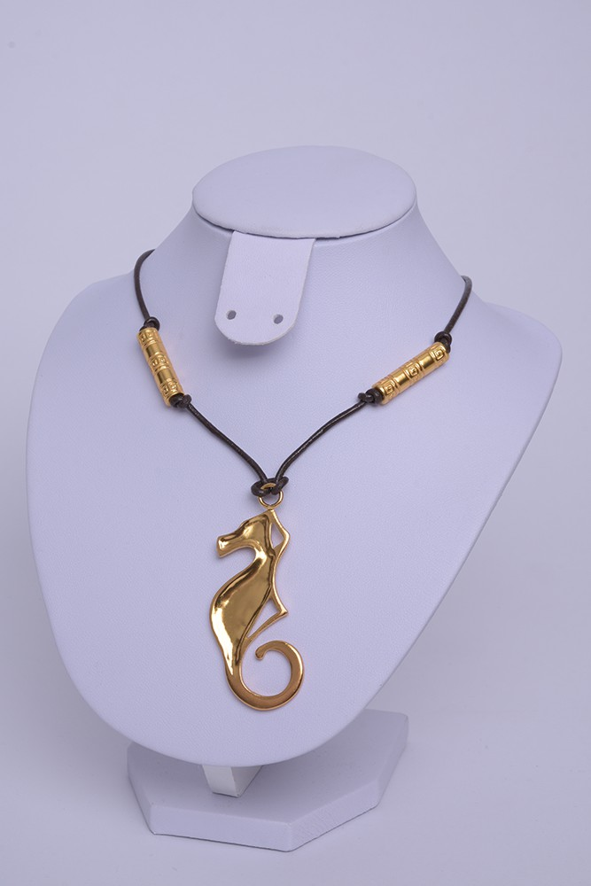 Collier hippocampe or