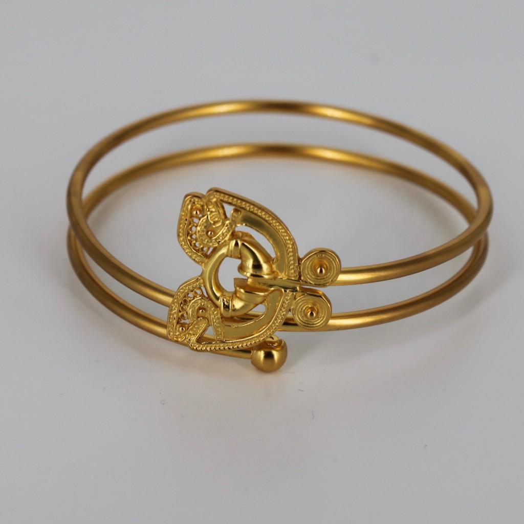 bracelet or papillon tairona