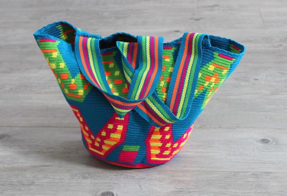 Mochila Wayuu été